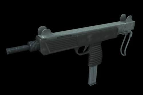 Steyr 69 submachine gun