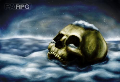 Arctic death splash