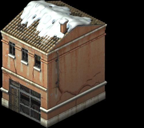 Guard tower render by Sirren